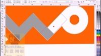cdr标志设计 cdr包装设计 cdr字体排版 cdr基础教程