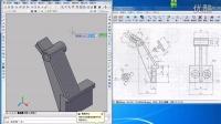 003CAD三维视频教程 CAD三维建模机械视频教程   CAD三维模型视频教程