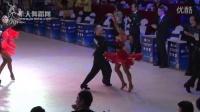 2015年中国体育舞蹈公开赛(洛阳站)A组新星组L复赛2桑巴【VIP】商哲浩 谢宛余