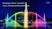 长沙喜马拉雅喷泉公司设计并生产迪拜地球村喷泉效果视频