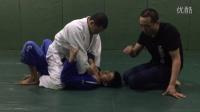 巴西柔术女子防身术综合格斗MMA教学视频