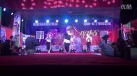 周村新势力街舞会馆美女老师给大咖模仿秀马永新伴舞