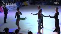 2015年中国体育舞蹈公开赛(洛阳站)A组新星组L复赛2牛仔郭晓健 王胤镔