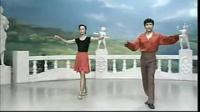 恰恰舞基本步教学视频全套恰恰舞教学单人基本步(8)