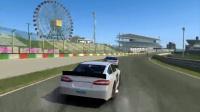 真实赛车3纳斯卡季前赛swift18铃鹿东最高难度虐AI视频