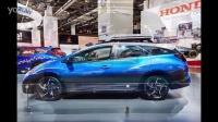 2016本田思域旅行车版亮相法兰克福 Honda Civic Tourer 2015 Frankfurt Motor Show