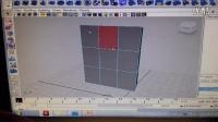 Maya显示器建模