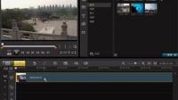 兴智《会声会影x4教程》-第十六讲_分离录像素材的声音