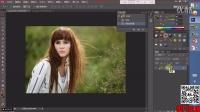 [PS]『最美斑斓』09-1--Photoshop中抽出滤镜讲解(莫离)