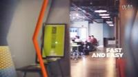 AE模板幻灯片公司活动媒体开门红宣传片快速优雅切换图片视频简介