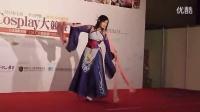 cosplay民族舞古装美女表演【音乐盒子】