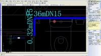 F01.易表图形算量给排水、暖通等管道计算 教程