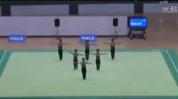 Incredible Japanese Synchronized Gymnastics ! - Funny Videos at Vide