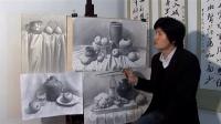 艺术零起步-教你怎样画画(快速素描学习入门教程)