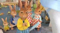 比得兔 第二季 第02集 兔窝进水的故事