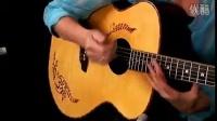 指弹大师 Vicki 的3D原声吉他教程 - Kali Dreams  曲介绍示范_标清
