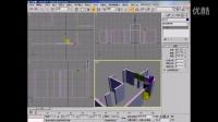 3dmax 卧室设计——墙体(一)【模型云】