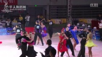 2015年中国体育舞蹈公开赛(洛阳站)少年II组A级L预赛桑巴