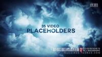 超震撼电影预告片 MV开场 视频+文字AE模板 可代修改