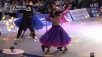 2015年中国体育舞蹈公开赛(洛阳站)B组S决赛狐步王天宇 翟晓阳