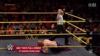 大牛登普西与泰勒- WWE NXT,2015年9月23日