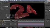 【AE教程】结合C4D制作—新闻频道《24小时》栏目包装