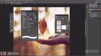 [PS]【精品课】Photoshop基础到精通必学课PS快速入门课PS树叶变蝴蝶