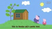 粉红小猪妹第二季Peppa_Pig_10_Mr_Scarecrow[毛妈carol分享原版英文绘本 经典儿歌 温馨童谣]