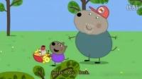 粉红小猪妹第二季Peppa_Pig_11_The_Boat_Pond[毛妈carol分享原版英文绘本 经典儿歌 温馨童谣]
