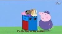 粉红小猪妹第二季Peppa_Pig_41_Dens[毛妈carol分享原版英文绘本 经典儿歌 温馨童谣]