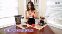 优酷网-【尚范儿美食】秋季健身食谱-如何让你喝上健康的巧克力摩卡