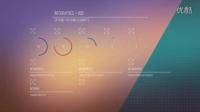 平面信息图表界面动画AE模板高科技信息化动态UI元素包 超强数字包装特效