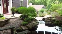 看看国外的锦鲤鱼池,庭院设计参考--南香
