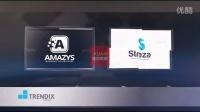 21AE模板时间表线全面介绍公司企业发展历程宣传视频 展示合作客户