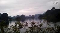 上林县大龙湖风景区