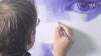 著名画家Dirk Dzimirsky钢笔写实绘画