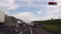 2015欧洲车祸集锦 19