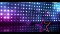超绚开场五角星LED大屏幕演出素材