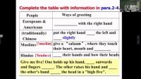 2015四川优质课《Body Language》外研版高二英语,成都市石室中学:罗敏鸣