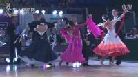 2015年WDC世界舞蹈公开赛(中国平顶山)国际业余组M决赛狐步Marco Spadafora& Edvige Maria