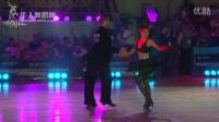 2015年WDC世界舞蹈公开赛(中国平顶山)国际职业组L决赛恰恰Joseph Carta&Worapa Jariyathammarat