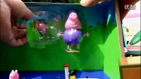q1. 粉紅豬小妹 PEPPA PIG 爺爺豬的船 小豬佩奇珮珮豬兒童玩具