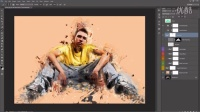 [PS]艺品素材-炫酷风格特效PS动作素材-Konstruct Photoshop Action