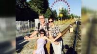 八卦:夏克立晒全家澳洲游玩照 夏天获赞颜值高