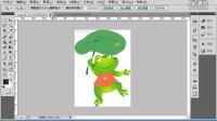 平面设计PS CS5 视频教程打开图片文档第三讲