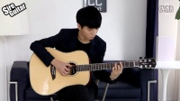 郑成河吉他演奏 SIRE guitar A5-Sungha Jung (isnt she lovely)
