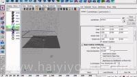 maya视频教程_39_特效_粒子发射器1
