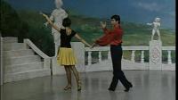 牛仔舞教学视频牛仔舞基本步教学分解第一讲(50)