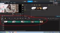 会声会影教程12.多重修整视频