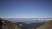 猪头传媒 2015 10月 高手在瑞士挑战477米高空走钢丝 走完2000米破记录 151008